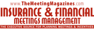 Insurance and Financial Meetings Management Logo