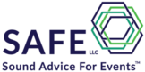 SAFE LLC Logo - Sound Advice for Events